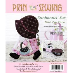 กระเป๋าซิป Sunbonnet Sue Mini