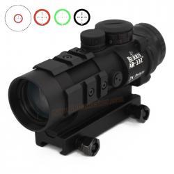 กล้อง Scope Burris AR-332 3x32 AR-15 Tactical Prism Sight