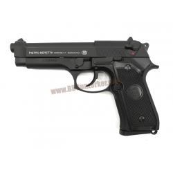 Beretta M9 Elite (ยิงลาย) 2แม๊ก Co2/Gas - K.J.Works