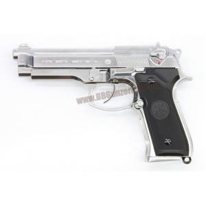 Beretta M92fs งาน Full Marking สีเงิน - Classics Gun