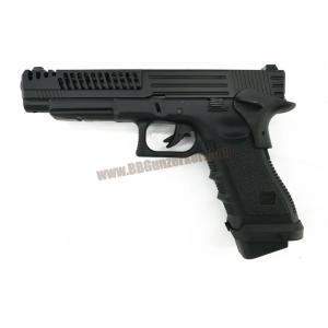 R34-D : Glock34 D Custom ดำ - ARMY Armament