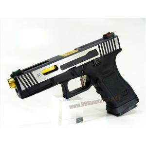 Glock17 Hi-Speed 2-Tone - WE