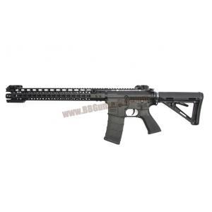 """E&C 826S : M4 MOTS 16"""" Keymod (Wire Cutter) บอดี้เหล็ก JR.Custom Gen 2"""