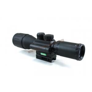 กล้อง Scope JGBG M8 ปรับหลา 3.5-10x40 มีเลเซอร์แดงในตัว