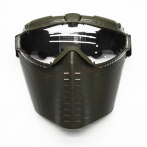 หน้ากาก มารูอิ เขียว มีพัดลมระบายอากาศ - Battle Axe