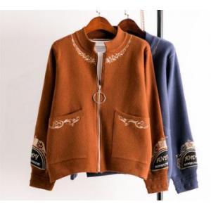 เสื้อกันหนาวสไตล์ญี่ปุ่น(มี 4สี)