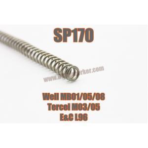 สปริง SP170 สำหรับ สไนเปอร์ชักยิง MB-01/05/08