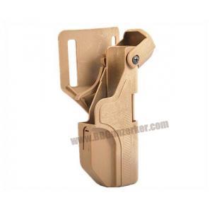ซองพกนอก AH-Glock 17 / 19 สีทราย (ขึ้นลำในตัว)