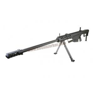 Barrett M107 สีดำ : Snow Woft SW-13 สไนเปอร์ไฟฟ้า