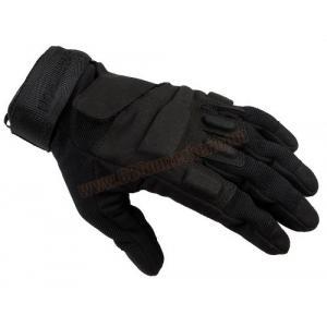 ถุงมือเต็มนิ้ว BlackHawk สีดำ