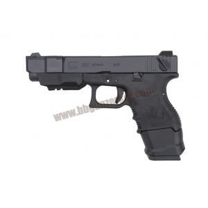 Glock26C Advance Gen3 WE สีดำ (Full Auto)