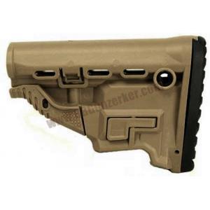 พานท้าย FAB Defense GL-MAG M4 สีทราย
