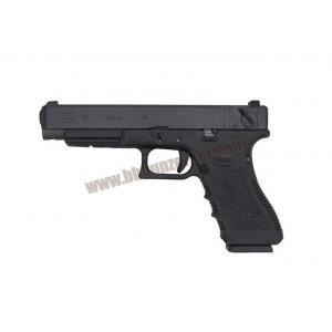 Glock35 Gen3 WE สีดำ (Full Auto)