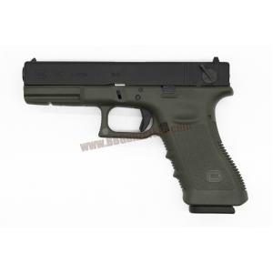 Glock18C Gen3 สีเขียว - SAA (Full Marking)