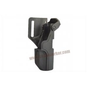 ซองพกนอก AH-Glock 17 / 19 สีดำ (ขึ้นลำในตัว)
