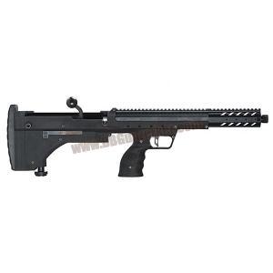 "SRS Covert Bullpup Sniper 16"" สีดำ - Silverback Airsoft"