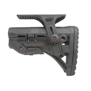 พานท้าย FAB Defense GL-Shock สีดำ