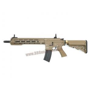 E&C 108S : HK 416 D RAHG 14.5 สีทราย บอดี้เหล็ก JR.Custom Gen 3