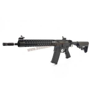 ASR115 M4 SPYDER Assault Rifle EBB สีดำ - APS