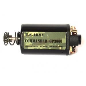 มอเตอร์ ซุเปอร์ ไฮ-สปีด U.S. Army Commander GP3000 แกนสั้น