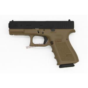 Glock19 Gen3 สีทราย - SAA (Full Marking)
