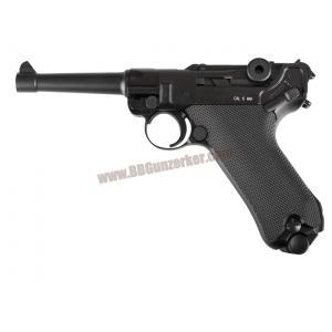 Luger P.08 4 นิ้ว Co2 - KWC