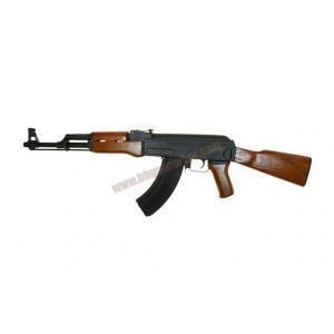 AK47 บอดี้โลหะ/ไม้ ระบบ EBB - Cyma CM.046