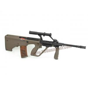 Steyr AUG A1 Carbine LE สีทราย - APS (KU903)