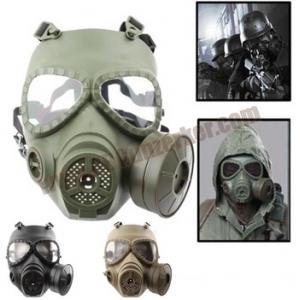 หน้ากากแก๊ส M04 Numen มีพัดลมระบายอากาศ