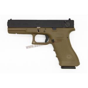 Glock18C Gen3 สีทราย - SAA (Full Marking)