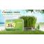 i Organic Grass™ ชุดปลูกข้าวสาลี สำหรับสัตว์เลี้ยง thumbnail 4