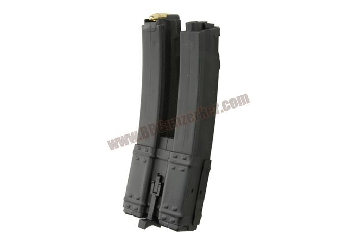 แม๊กกาซีนคู่ MP5 (ปั่นลาน-500 นัด)