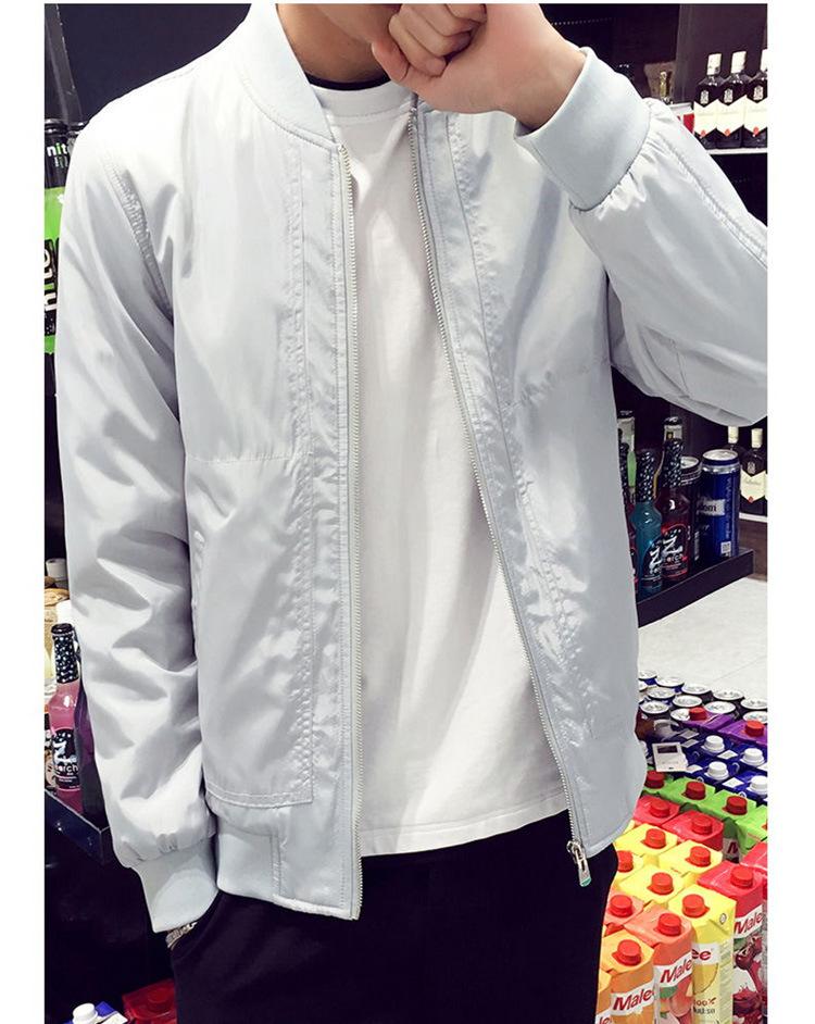 fashion แจ็คเก็ตกันหนาว สีขาว (รอสินค้า15-20วัน)