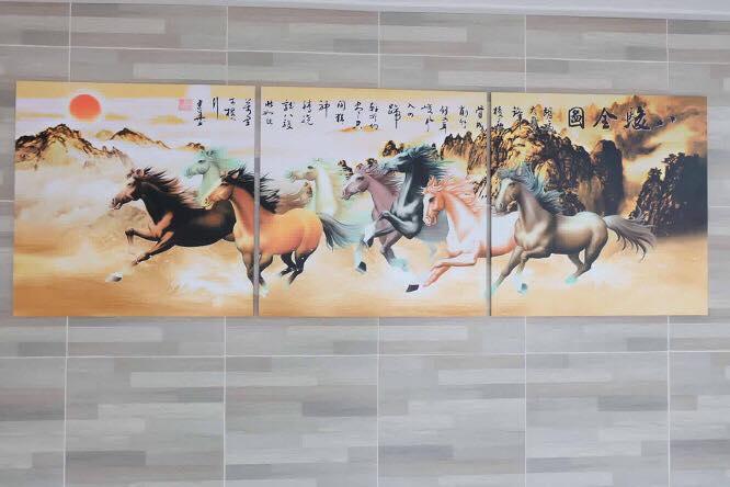 ภาพม้าวิ่ง