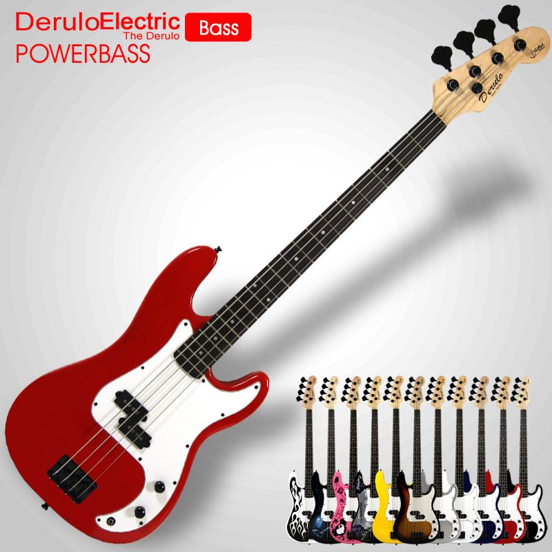 เบสไฟฟ้าไม่เน้นยี่่ห้อ ทรง fender precision bass