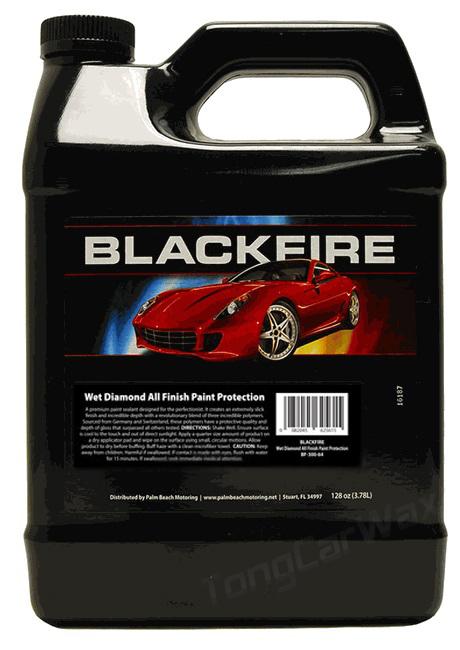 BLACKFIRE Wet Diamond All Finish Paint Protection