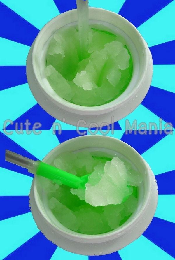 แก้วเกล็ดหิมะ แก้วเกล็ดน้ำแข็ง แก้วทำสเลอปี้ สมูทตี้