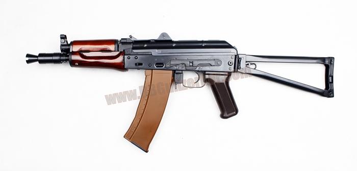 AK74UN - E&L A104 เหล็กจริง ไม้จริง