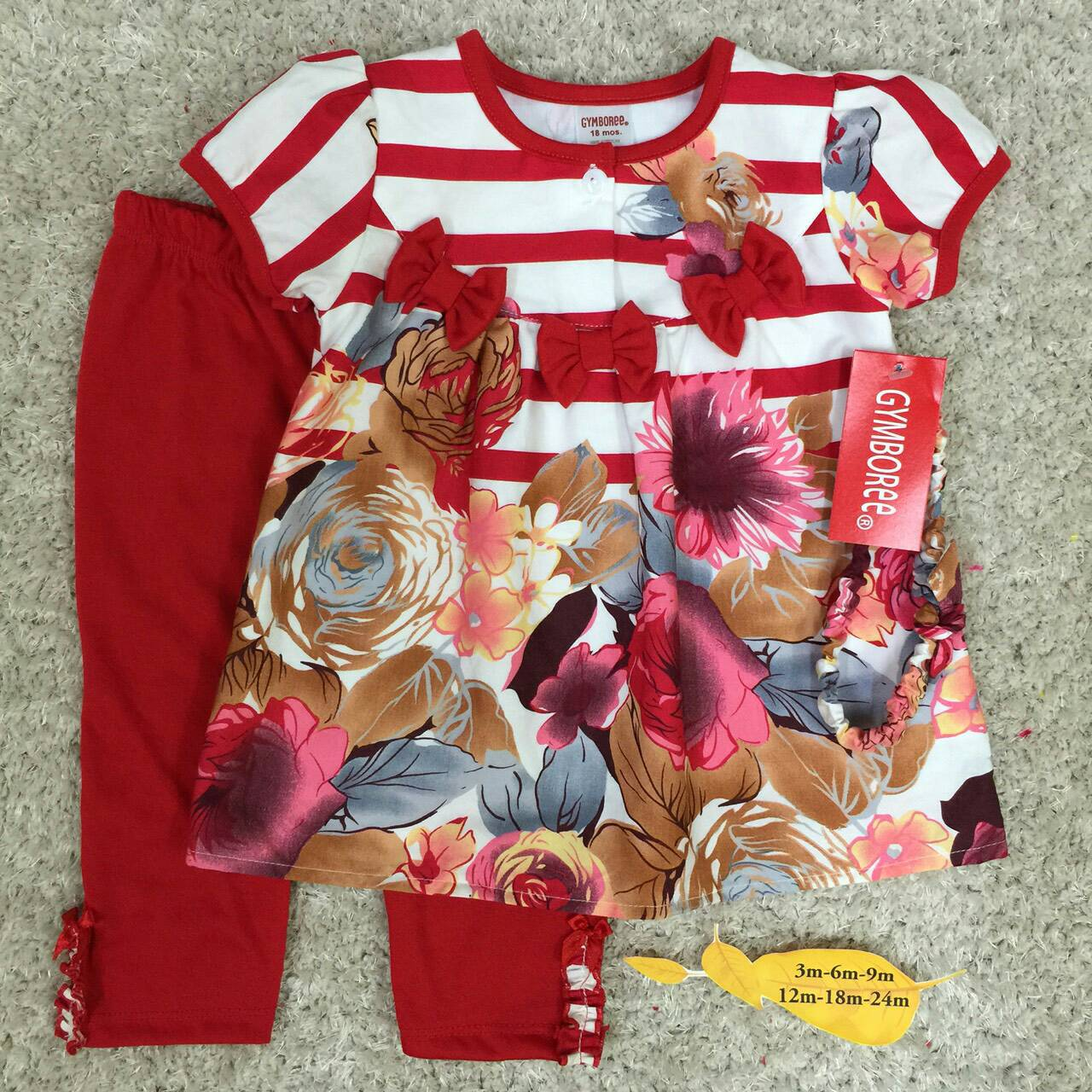 เสื้อผ้าเด็ก (พร้อมส่ง!!) 170460-13