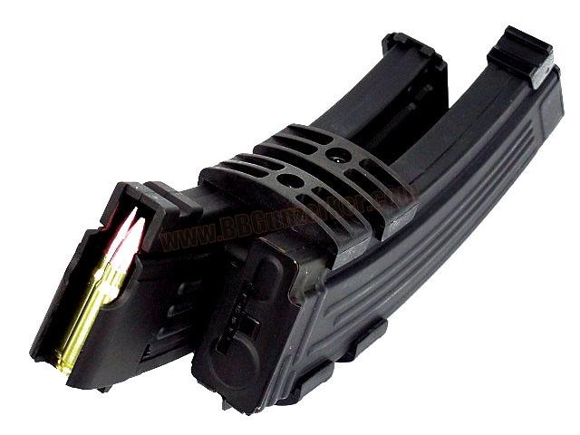 แม๊กกาซีนไฟฟ้า AK (ปั่นลานไฟฟ้า-1,100 นัด)