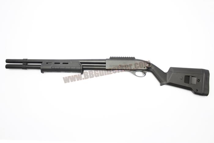 ปืนลูกซอง M870 M3 Magpul Tactical สีดำ - E&C