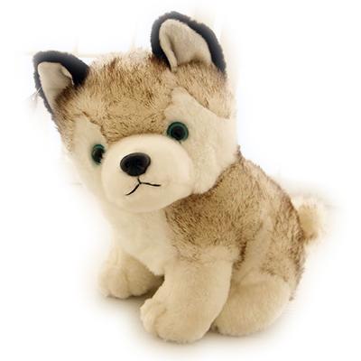 ตุ๊กตาน้องหมาไซบีเรียนฮัสกี 30 cm (Pre Order)