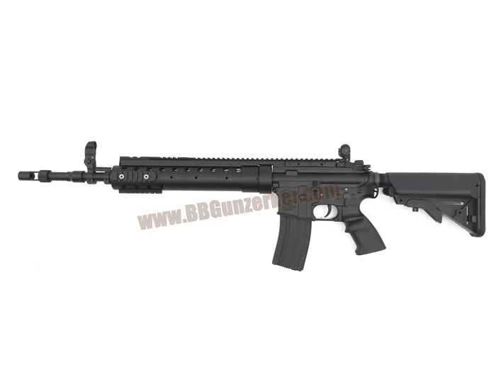 E&C 323S : MK12 SPR Mod0 บอดี้เหล็ก JR.Custom Gen 3
