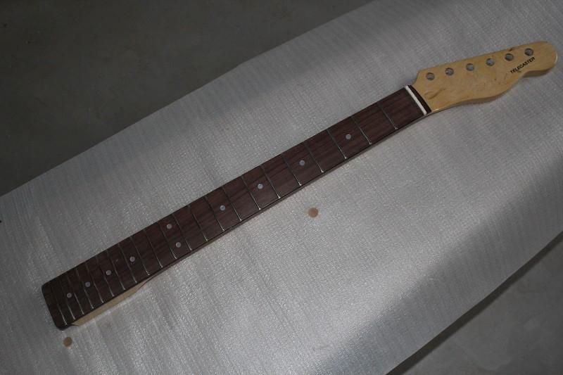 คอกีต้าร์ TELE 22 เฟร็ต(Finger board Rose wood)