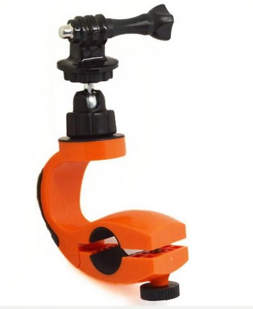 อุปกรณ์ติดตั้งกล้องGOPRO / Action Cameraกับรถจักรยาน