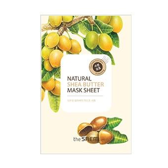 The Saem Natural Shea Butter Mask Sheet