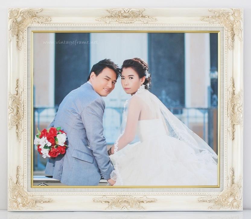 กรอบรูปแต่งงานราคาถูก