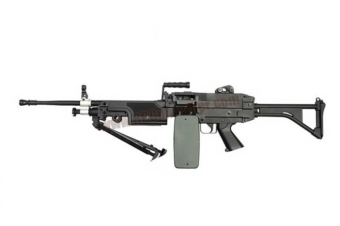 M249 MK-I Saw Light Machine Gun - A&K