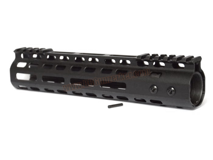 ชุดหน้า EraThr3 M-LOK 9 นิ้ว สีดำ