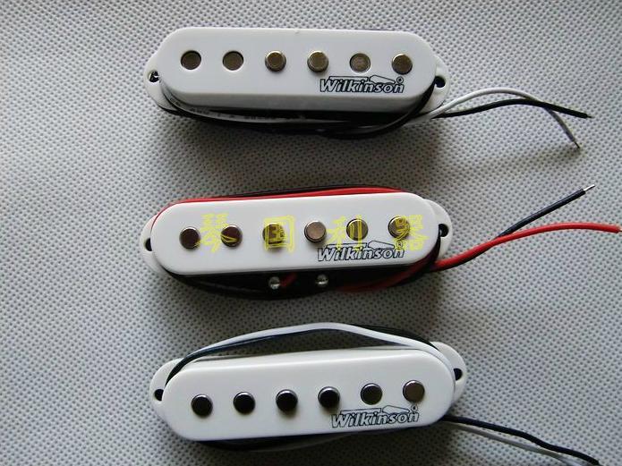 Wilkinson Pickup guitar